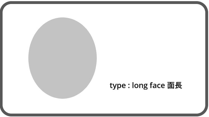 long face image