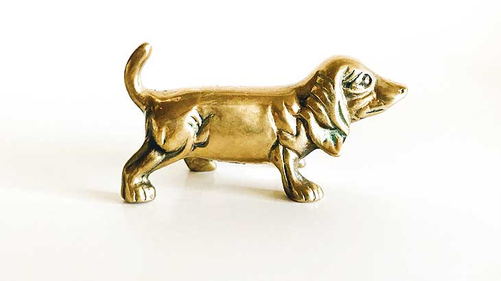 photo-of-brass-figurine