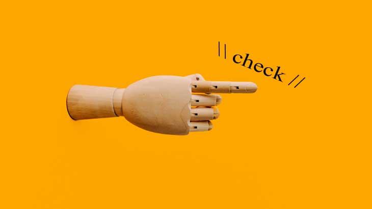 Image-to-check