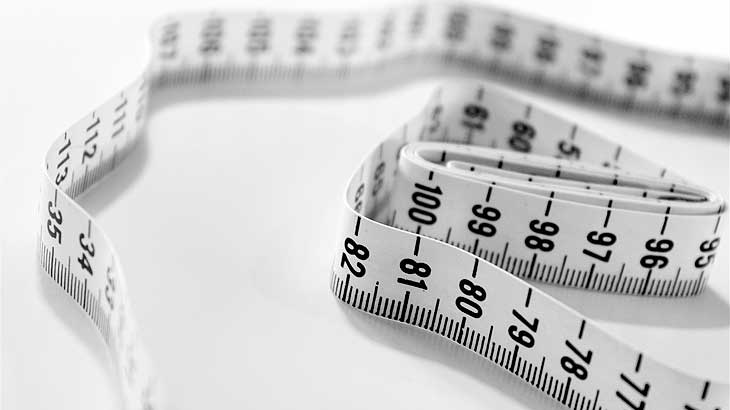 Image to measure size