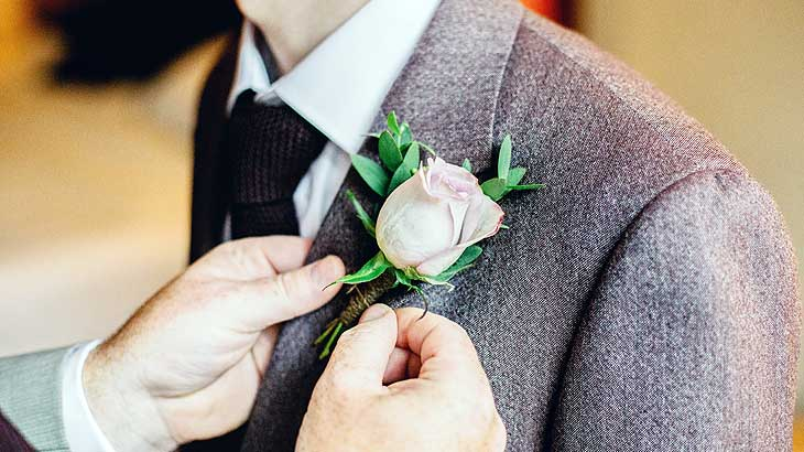 Image of boutonniere
