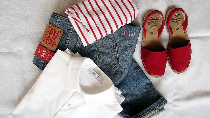 Image of simple clothes