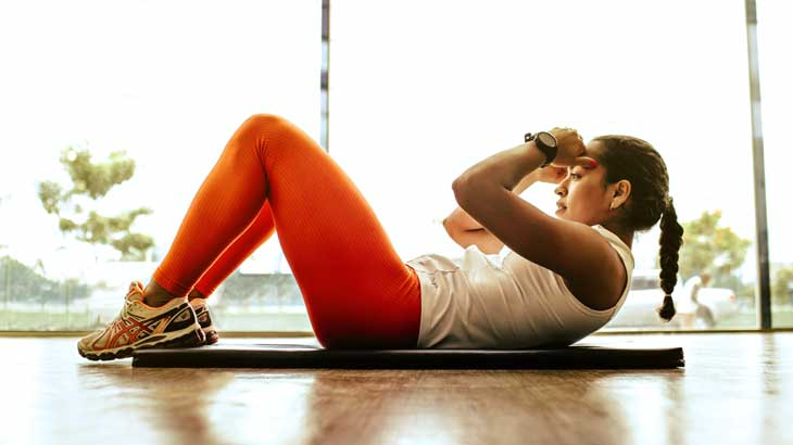 Image-of-exercising