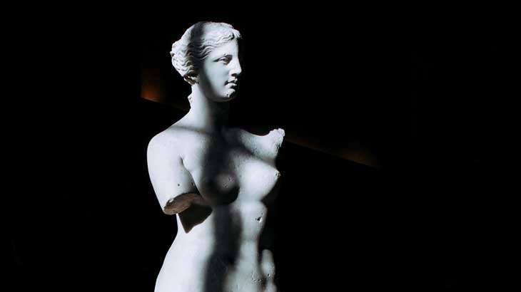 Aphrodite-stone-statue-photo