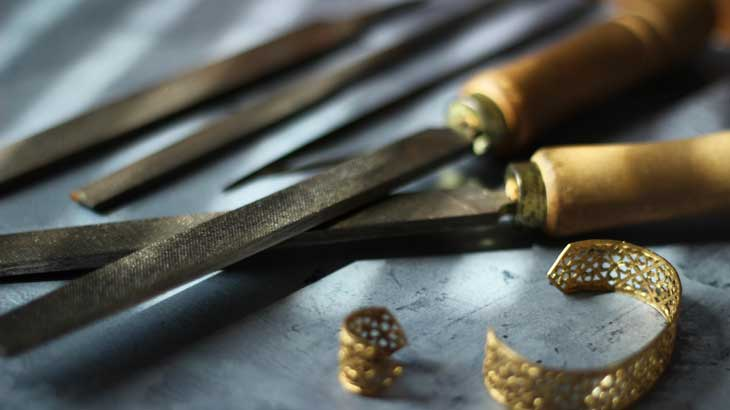 Image of brass accessories pic