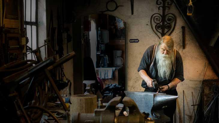 Image of craftsman