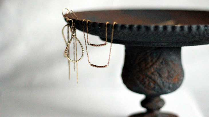 Gold filled accessories photo