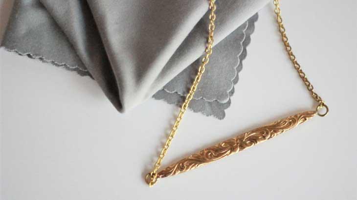 Photo of brass accessories