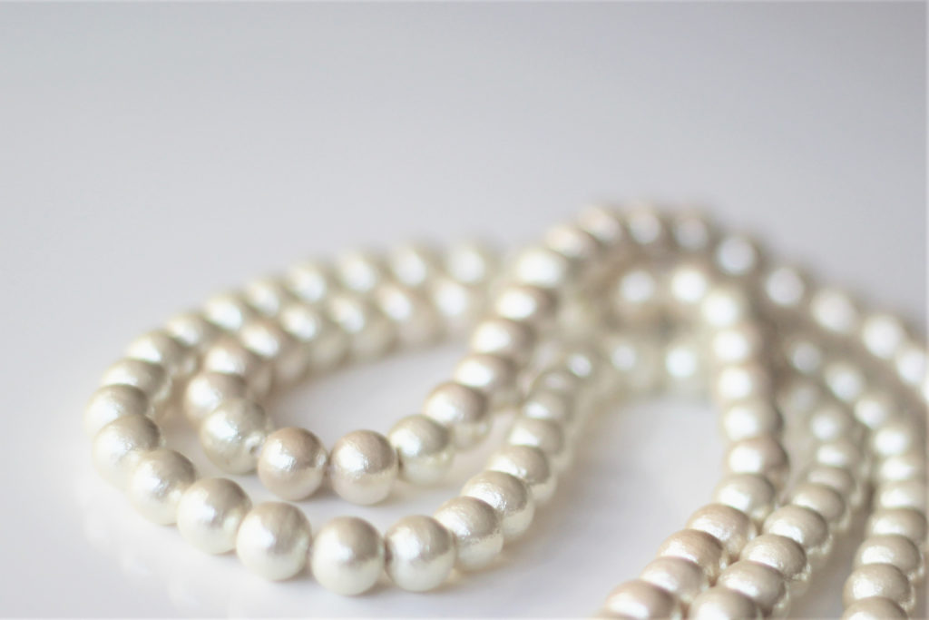 Photo of cotton pearl