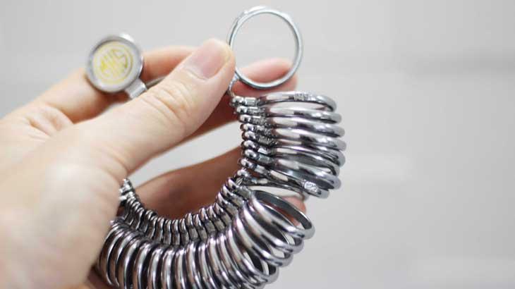 Ring gauge photo