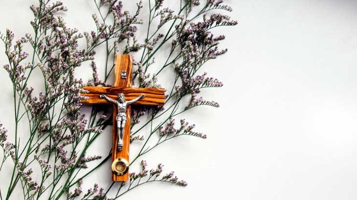 Image photo of the cross