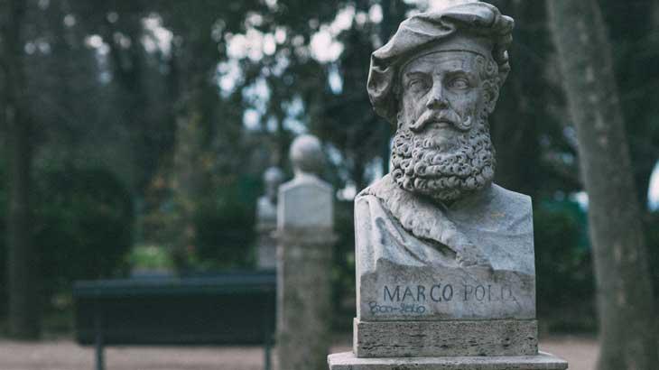 Photo of Marco Polo